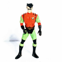 1994 Kenner DC Comics Robin Action Figure 4 Night Fury Mission Masters  - $8.32