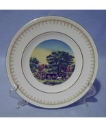 Danbury Mint Autumn in New England Collector Plate Currier & Ives Copenh... - $14.99