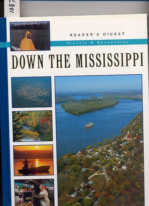 Down the Mississippi Reader's Digest HC