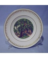 Danbury Mint The Village Blacksmith Collector Plate Currier & Ives Copen... - $14.99