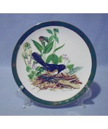 Danbury Mint Towhee Collector Plate 1990 Songbirds of RT Peterson - $14.99
