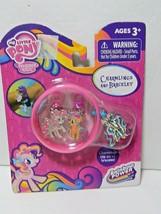 My Little Pony 3 Charmlings & Pink Bracelet Friendship Is Magic - $12.95