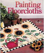 Painting Floor-cloths by Plaid Interprize Collectible Craft Book - $9.00