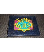 Vintage 1992 Name Burst Board Game Hersch And Company - $8.49