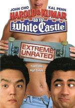 Harold and Kumar Go To White Castle (DVD, 2005, Unrated version) - $6.50