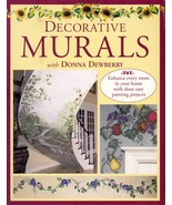 Donna Dewberry How to Paint Decorative Murals Collectible Craft Book - $9.00