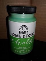 FolkArt Home Decor Chalk Paint 8oz Irish 028995341571 - $7.43