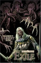 Forgotten Realms: The Dark Elf Trilogy Book II Exile (The Legend of Drizzt) Salv - $4.94
