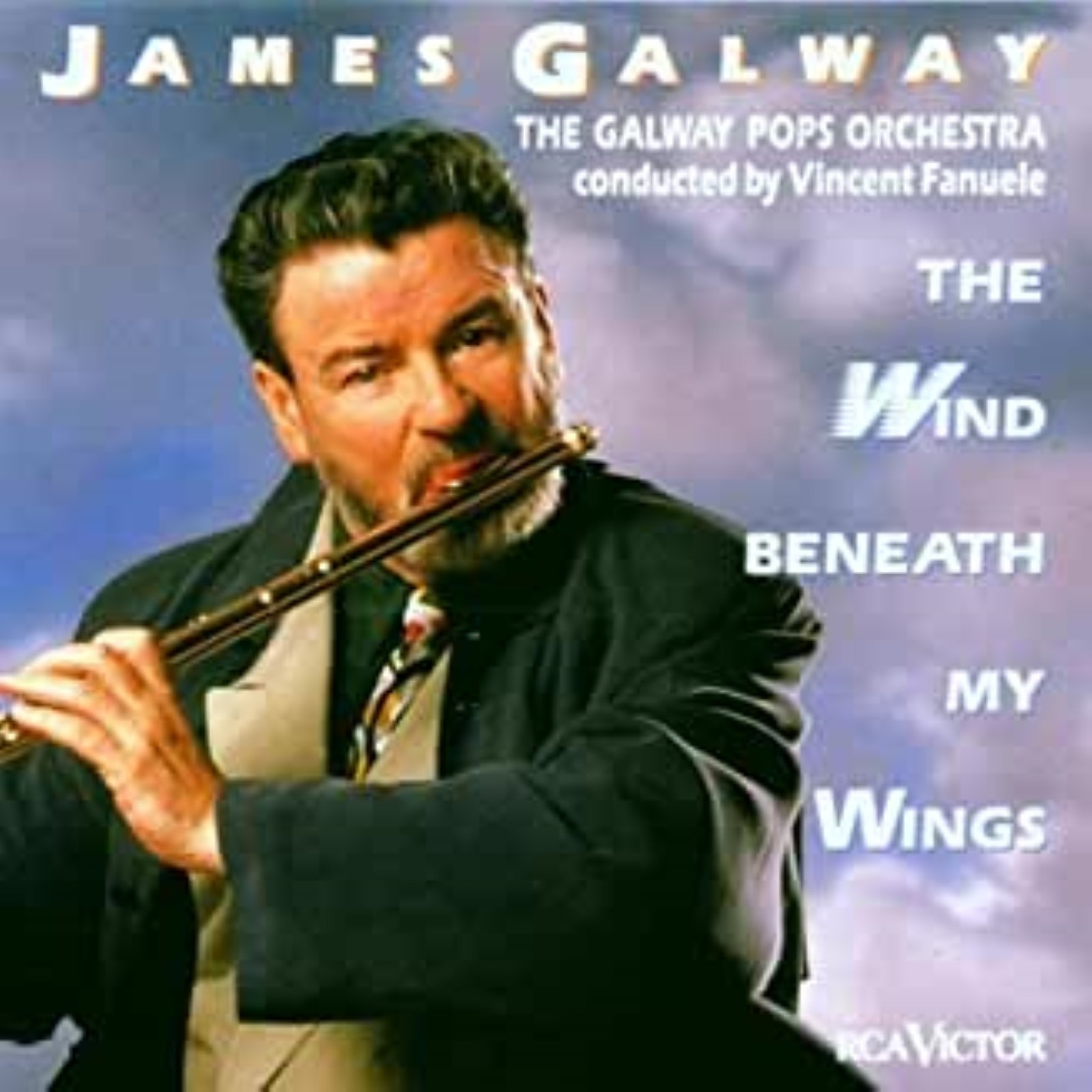The Wind Beneath My Wings by James Galaway Cd