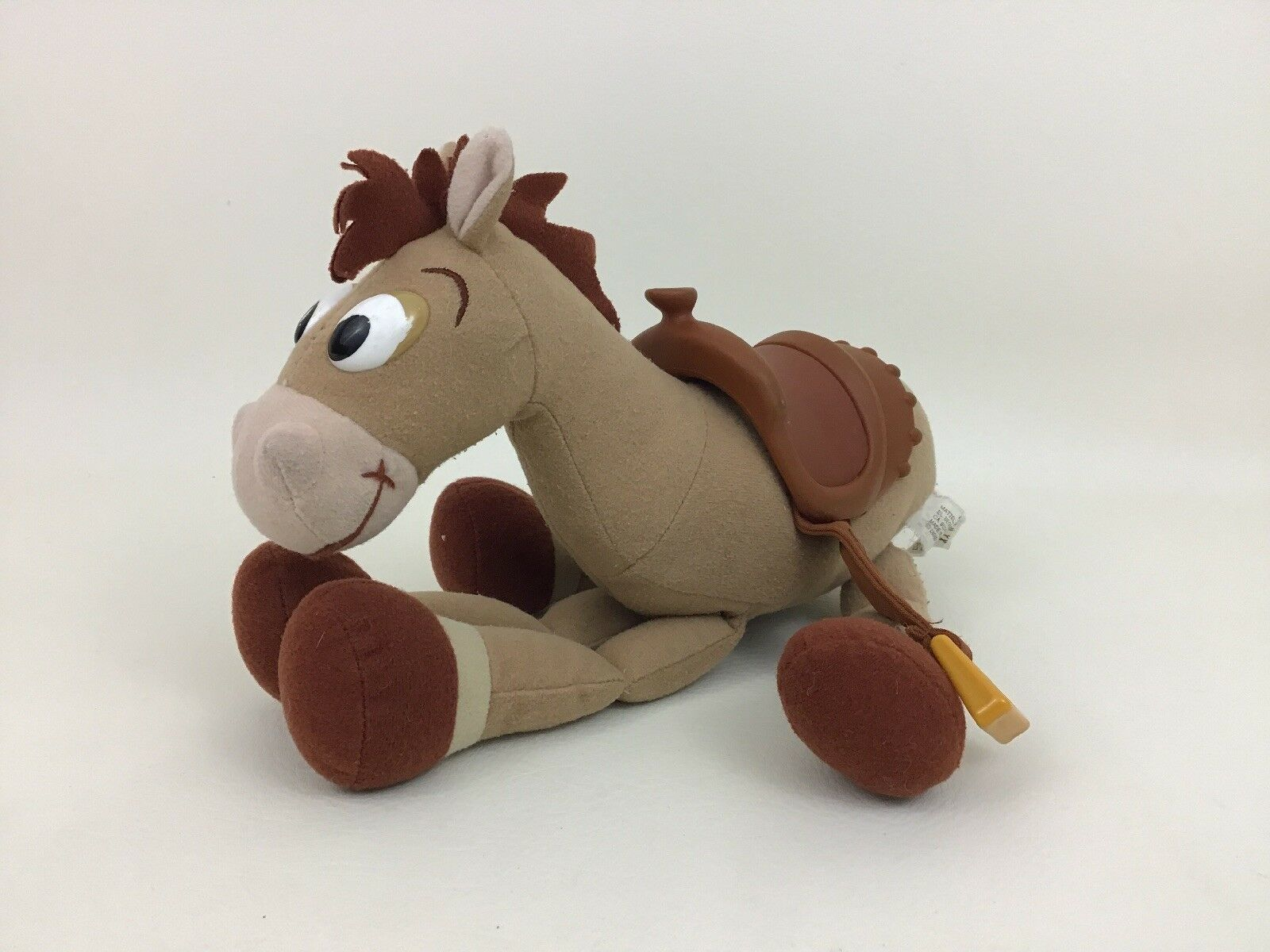 "Primary image for Toy Story 2 Disney Pixar Mattel Woodys Horse Bullseye 10"" Plush Stuffed Toy"