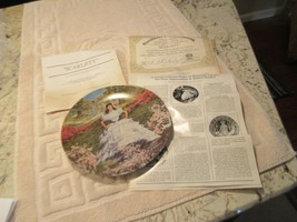 Scarlett , Knowles Plate , 1978 , Gone With The Wind  , Vintage , Collec... - $20.00