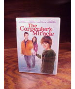 The Carpenter's Miracle TV Movie DVD, Used, 2013, with Cameron Mathison - $6.95