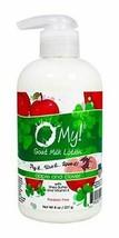 NEW O My! Goat Milk Lotion 8oz Apple & Clover Made with Farm-Fresh Goat ... - $11.75