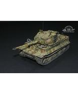 Tiger I Panzerkampfwagen VI sdkfz 181 Ausfuhrung E Late 1:35 Pro Built M... - $272.25