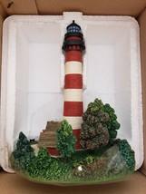 """The Danbury Mint """"Assateague Island Lighthouse"""" Authentic Sculpture - $28.05"""