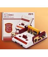 8Bit Classic Retro Console Game 80s Built In 250 Games+ game card+2 Gamepad - $46.74