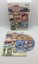 Cooking Mama: World Kitchen (Nintendo Wii, 2008) - CIB, Complete Tested ... - $11.60