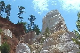 """""""A VIRTUAL HIKE"""" The """"Little Grand Canyon"""" in Georgia, Travel, Exercise Video - $3.99"""