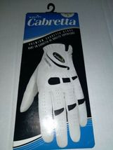 Men's Intech Cabretta Golf Glove - Left - LARGE image 3