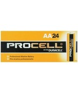 Duracell Procell PC1500 Alkaline AA Batteries 24 Batteries TWO Boxs of 24 - $39.59