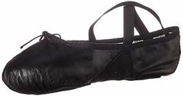 Bloch Women's Prolite II Hybrid S0203L, Black, 5 Narrow - $30.41