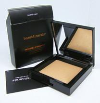 Bare Minerals Invisible Bronze Powder Bronzer Fair To Light 0.24oz/7g Nib - $19.75