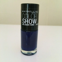Maybelline Color Show Nail Lacquer 360 Sapphire Siren - $6.92
