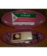 Singer 301A Slant Shank Foot Buttonholer #2482607 w/ Templates & Instructions - $10.00