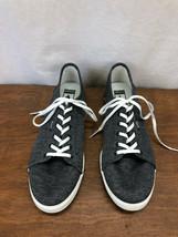 """VANS """" OFF THE WALL """" Ortholite Grigio con Lacci Sneakers Donne Taglia 8 - $23.96"""