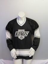 Vintage LA Kings Jersey - Away Black by CCM - Men's Medium - $149.00