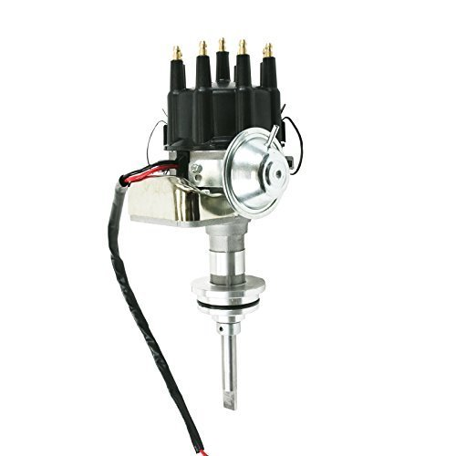 A-Team Performance Ready 2 Run R2R Complete Distributor Compatible with Mopar Ch