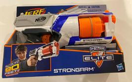 New - Nerf 6 Dart Slam-Fire! - Hasbro -N-Strike Elite Strongarm - Ages 8+ - $18.99