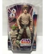 "Star Wars Forces of Destiny ~ 11"" LUKE SKYWALKER & YODA ACTION FIGURE/DO... - $33.25"