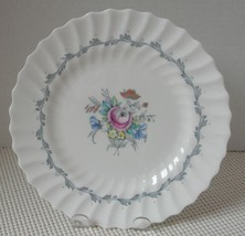 THE CHELSEA ROSE Royal Doulton SALAD PLATE Bone China EUC 4 Available - $7.41
