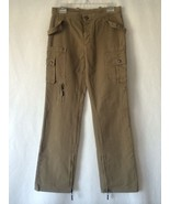 Versace Jeans Signature Cargo Pants. Great for Traveling, 7 Pockets. Siz... - $123.75