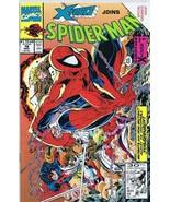Spiderman #16 ORIGINAL Vintage 1991 Marvel Comics X Force Todd McFarlane - $18.55