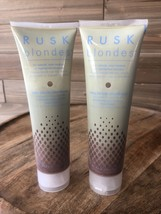 (2) Rusk Baby Blonde Conditioner For Natural Or Color Treated Hair 4.4oz - $16.79