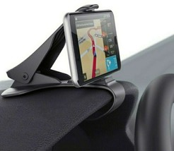 Universal Car Dashboard Mount Holder Stand Clamp Cradle Clip for Cell Ph... - $7.26