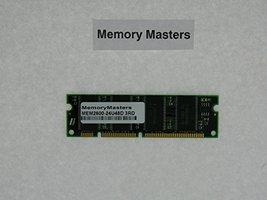 MEM2600-24U48D 32MB DRAM Memory for Cisco 2600 Series(MemoryMasters)