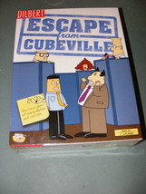 Dilbert Escape from Cubeville FACTORY SEALED - $25.00