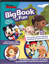 Disney Junior Big Book of Fun, Volume 1, Paperback, Brand New - €12,55 EUR
