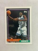 Larry Johnson Charlotte Hornets 1993 Topps Basketball Card 283 - $0.99