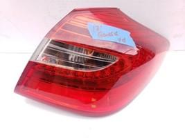 12-14 Hyundai Genesis Sedan LED Tail Light Lamp Passenger Right RH image 1