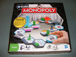 U-Build Monopoly FACTORY SEALED - $26.00