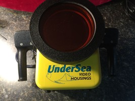 VIDEO UNDERWATER CAMERA HOUSING FOR SONY Video camera Undersea Video Hou... - $113.60