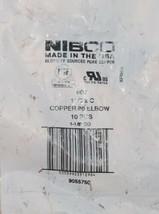 Nibco Press System 1 Inch 90 Elbow 10 Pieces Per Bag 9055750 image 2