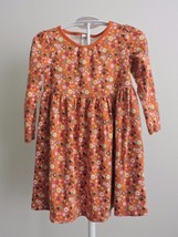 Gymboree Flower Dress Long Sleeves Play Outdoor... - $9.99