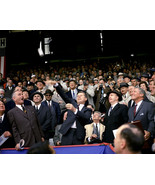 President John F. Kennedy throws out first pitch of 1961 MLB season Photo Print - $8.81 - $14.69