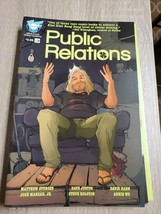 Public Relations #3 VF 2015 Devil's Due/First Comic  - $7.19
