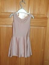 Tu Ballet Dancewear Leotard Unitard Girls Size 4 Years - $6.51